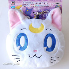 Artemis SAILOR MOON 20th Plush Pass Case Pouch w/ Key Chain Authentic BANPRESTO