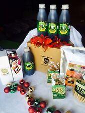 Christmas Box : M2 Malunggay,Okra, Luya Concentrate Tea Drink & Healthy Snacks