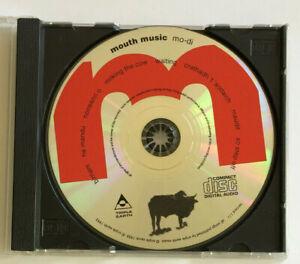 "MOUTH MUSIC - CD - ""MO-DI""  1993 - TRIPLE EARTH MUSIC UK , NO COVER"