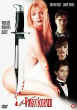 A Woman Scorned NEW PAL Cult DVD Andrew Stevens Shannon Tweed