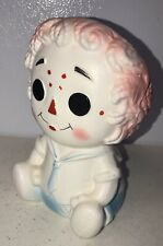 Raggedy Andy Vintage Inarco Ceramic Planter Japan