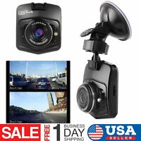 HD Car DVR Dash Camera Night Vision Vehicle Video Recorder Dash Cam