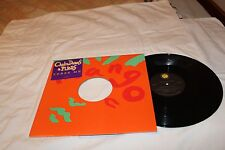 "Chaka Demus & Pliers 12"" Single with Original Company Cover-TEASE MEx4  STEREO"