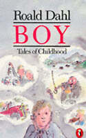 Boy: Tales of Childhood (Puffin Story Books), Dahl, Roald, Very Good Book