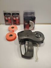 Monarch Paxar 1131 One Line Price Tag Label Gun with 5 extra Pricing Labels pack