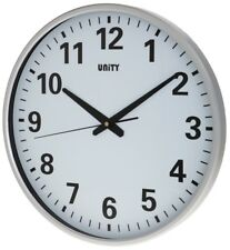 UNITY TEJO SILENT SWEEP WALL CLOCK