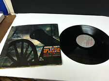 33 1/3 VINTAGE LP ROCORD- GRAHAM JACKSON AT JOHNNY REBS REST. AUTOGRAPHED