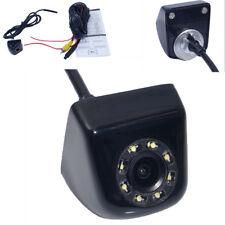 Auto HD Rückfahrkamera 8 LEDs leuchtet Nachtsicht wasserdicht 170 ° Weitwinkel
