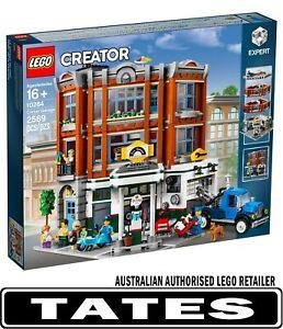 LEGO 10264  Corner Garage  - Creator  Expert from Tates Toyworld