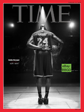 Kobe Bryant 1978-2020 - Time Magazine - February 10, 2010 - Brand New