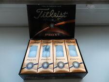 Titleist Pro V1 Golfbälle, 1 Ball On Worldwide Tours,  12 Stück    UVP 58€