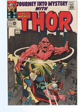 JOURNEY INTO MYSTERY  THOR 121 NM- 9.2  STAN LEE JACK KIRBY SILVER AGE MARVEL