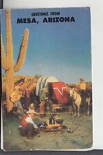 Chuck Wagon Greetings from Mesa Az Arizona