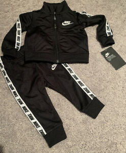 2 Piece Nike Outfit - Size 12 Months, Baby Boy Gift, Jacket, Athletic Pants