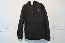 Amongst Friends Established Full-Zip Hoody - Men's XL Black Retail $87.95