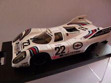 voiture 1/43 BRUMM 24 heures du Mans : PORSCHE 917K winner 1971 Marko Martini