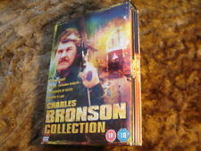 CHARLES BRONSON COLLECTION. 4 DISCS. 1983-89/2007.DVD