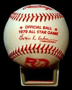 1979 RAWLINGS ORIGINAL UNUSED ALL-STAR GAME @ SEATTLE BASEBALL & DISPLAY STAND 6