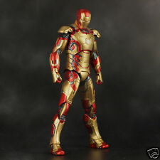 "Marvel Select Legends Universe Iron Man 3 Mark 42 Tony Stark 7"" Action Figure"