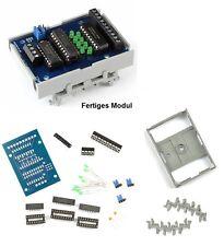 Raspberry-SPS Baugruppe I2C DIGITAL OUT 8 Bit 5-24V Bausatz I2HA mit Halter
