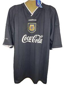 REEBOK 215781 1998 AFA ARGENTINA TRAINING SOCCER VINTAGE JERSEY