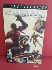 MARVEL - MARVEL HEROES N°15 - PANINI COMICS 2009 - VF - EDITION COLLECTOR - 4158