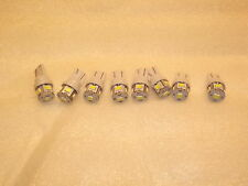 8 LED wedge White lamp fits Pioneer receiver SX980 SX-1250 SX-1280 SX-1980  More