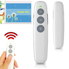 More details for 100m wireless usb powerpoint presenter ppt remote controller pointer clicker pen