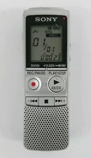 Sony ICD-BX800 2 GB Flash Memory Digital Voice Recorder (Silver)
