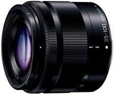 New Panasonic LUMIX G VARIO 35-100mm F4.0-5.6 ASPH MEGA O.I.S. Black H-FS35100