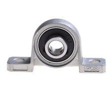 Supporto montato supporto cuscinetto a sfera con foro al diametro di zinco 8mmWQ