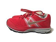 Nike Pegasus 29 Running Shoes 524981 620 Red/Pink Gray Athletic Women's Sz 6