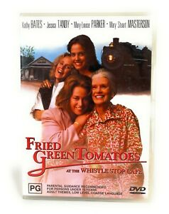 Fried Green Tomatoes (DVD, 1991) Kathy Bates Region 4 Free Postage