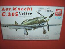 1:72 Supermodel 10-013, Aer. Macchi C.205 VELTRO MC.205
