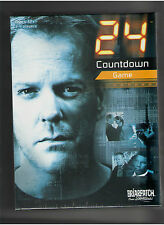 24 COUNTDOWN GAME JACK BAUER KIEFER SUTHERLAND MADE IN USA 2006 STILL SEALED NEW