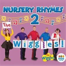 The Wiggles Nursery Rhymes 2 CD  
