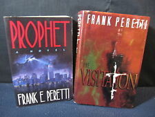 Frank Peretti Novels: Visitation and Prophet - Incl. Shipping!!