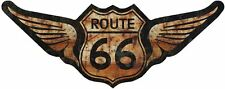 "ProSticker 815  2.75""x 7"" (One) Rat Rod  US Highway Route 66 Decal Sticker"