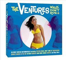 VENTURES - Walk Don't Run: 50 GREAT INSTRUMENTALS (2CD, Jan-2013) NEW