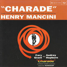 Charade-1963-Original Movie Soundtrack- CD