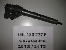 VW GOLF 7 5 Q 1,6 2,0 TDI CRB 110 Kw INJECTEUR INJECTEUR INJECTEUR 04l130277e