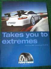 TOYO TIRES PROXES R888 GRIP POSTER ADVERT READY FRAME A4 SIZE file G