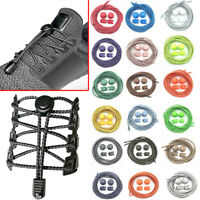No Tie Shoe Laces System Lock Sports Shoelaces Runner Trainer Elastic Lock Lace