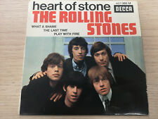 """ROLLING STONES """"HEART OF STONE"""" FR EP 1965 EX+/EX+"""