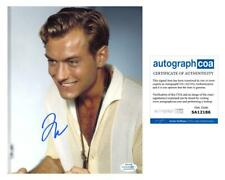 """Jude Law """"The Talented Mr. Ripley"""" Autograph Signed 8x10 Photo B Acoa"""