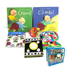 BABYS COZY READING PACK /6 in 1
