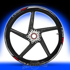 Adesivi moto  BMW C650 GT RACING 5 stickers cerchi ruote wheels stickers mod.2