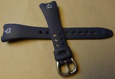 14mm Timex Ironman Triathlon Watch Band T54261 Dark Blue Small Womens Version