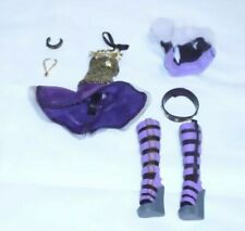 Monster High Ghoul's Clawdeen Wolf Fashion Dress Outfit loose New But no Package
