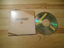 CD Pop Grof Geschut - Moe (2 Song) SONY / SMART